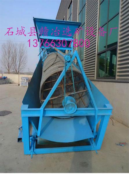 沙厂专用滚筒筛设备