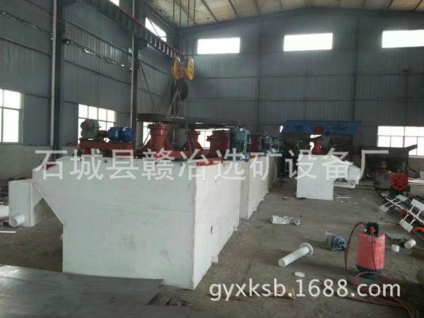 XJK耐酸碱防腐浮选机