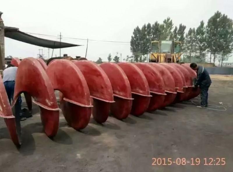 洗煤廠螺旋溜槽的構造與分選原理